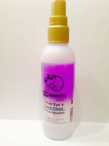 Silver Eye`s - Deep Clean Augenpartie